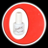 13 Caribbean Sunset - A Vibrant Opaque Rich Coral Orange.