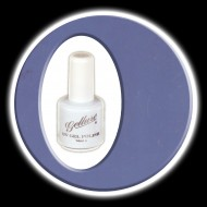 15 Angel Wings - A Beautiful Opaque Soft Lilac Crème.