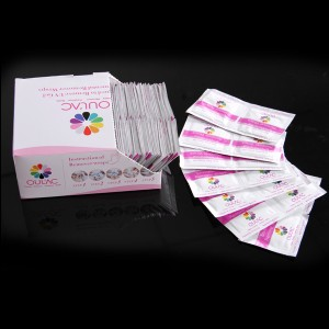 Gel Polish Removal Wraps 100 Pack